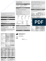 Bugiardino - 1101381610 Novel Coronavirus (SARS-Cov-2) Antigen Rapid Test Cassette (swab) 5 test ver 1.614-Italian(加客户信息)
