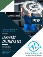 CATÁLOGO CIALÍTICAS LED MEDICIMPORTS