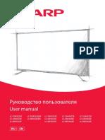 Kasutusjuhend_Sharp_I3322_telerile_ENG_RUS