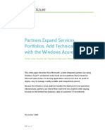 Windows Azure SI White Paper