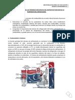 ENSAYO 5 VARIACION DE LAS PERDIDAS MECANICAS DEL MOTOR EN FUNCION DE SU TEMPERATURA DE OPERACION