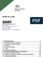 LUMINA 3G manuale