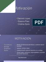Motivación Vroom y Herzberg