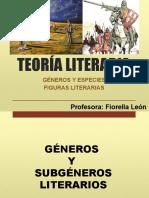 1 TEORÍA LITERARIA