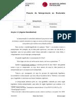 Metodologia da Investigação e Ciência Jurídica