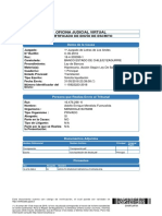 Certificado de envio - Solicita liquidación de deuda.pdf