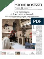 L Osservatore Romano 5-6 Ottobre 2020
