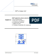Chapitre 4-8 - Set d'instructions, directives assembleur, architecture mémoire