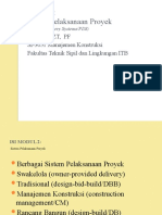Modul 2 Project Delivery Methods