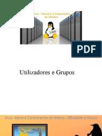 02_Linux - Utilizadores e grupos