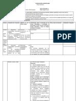 Planificación II° nivel CPyS Unidad 1
