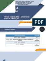 AULA 05 - MATERIAIS DE CONSTRUÇÃO I - MATERIAIS BETUMINOSOS.pdf