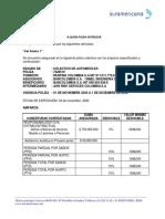 CERTIFICACION MASA NORMAL BANCOLOMBIA S.A-INMEL INGENIERIA S.A.S-dic 2020