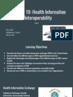 health information interoperability presentation hca416  1