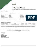 certificado arnobe gonzalez