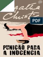 (JLF)Punição para a Inocência - Agatha Christie