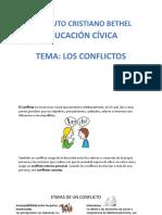 civica conflictos