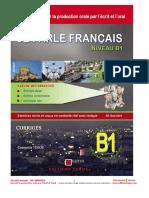 Delf Jpf b1 Corriges Transcriptions Lexique Editions Tegos
