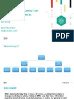 IBM Maximo Customization Scripting and Formulas