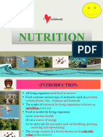 NUTRITION F5