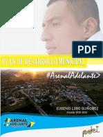 PDM Arenal 2020-2023
