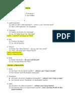 A1 Assessment teil 2 und 3 part 2