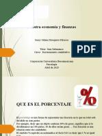 Nuestra Economía y Finanzas