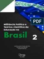 Militância Política e Teórico-Científica da Educação no Brasil 2