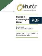U1-1- Cromatografía de Gases