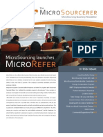 MicroSourcing - September 2010