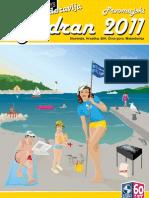 Prvomajske počitnice na Jadranu 2011