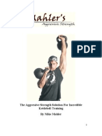 The Aggressive Strength Solution by Mike Mahler