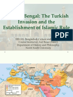 His 101 Lecture 6 Islam in Bengal