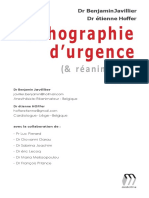 Échographie __d ' Urgence 2ème Édition 2020