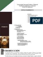 BARROCO - GRUPO 03 - HISTORIA DEL ARTE .pptx