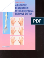 Aids to the Examination of Peripheral Nervous System - Copy