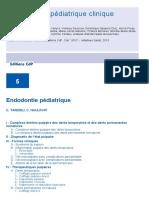 endodontie pédiatrique