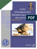 S10 - Maladies Parasitaires Des Carnivores-DZVET360-Cours-veterinaires