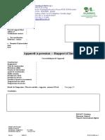 05 B 51A 001 rev 4 Rapport PdG suivi d'inspection