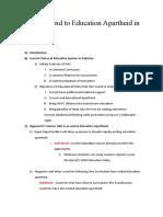 SNC Argumentative Essay