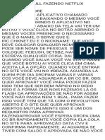 PEGANDO FULL FAZENDO NETFLIX