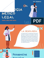 La Sexologia Medico Legal