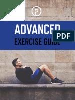PREWELLNESS Advanced Exercise Guide
