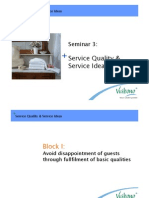 service quality and service ideas
