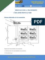 SISTEMA HIDRÁULICO DE LA TRANSMISIÓN DE UN CARGADOR 962H