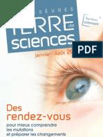 Terre de Sciences - programme de janvier à août 2011 - département des Deux-Sèvres