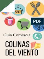 GuÃ_a Comercial Unidad Residencial Colinas Del Viento
