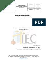 Informe de Inspeccion Quintas de Baleares