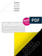 Students.ch MAG 2011 1 FR