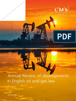 CMS Oil & Gas Annual Review 2019